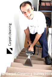 Carpet Cleaners Surrey Hills 3127