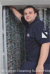 Curtain Cleaning Surrey Hills 3127